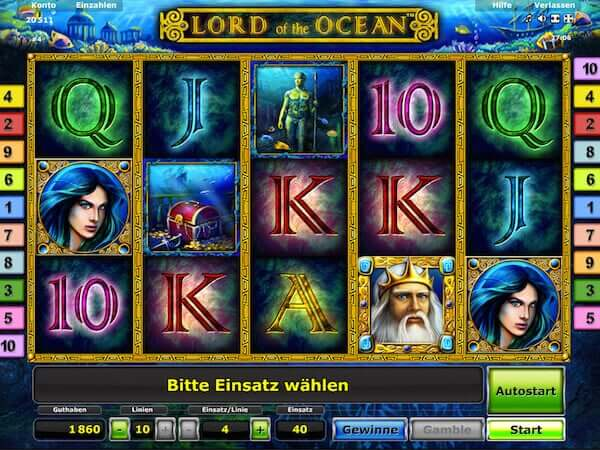 casino spiele online lord of ocean