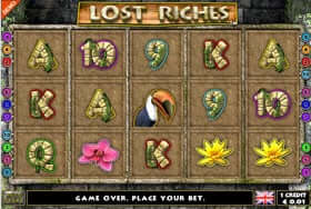 Lost Riches