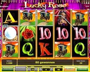 Lucky Rose Slot - Spielen Sie das Casino-Spiel gratis online