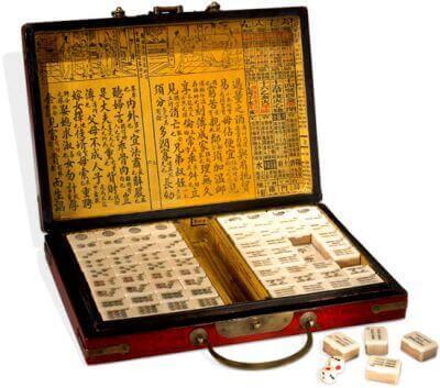 brettspiel mahjong