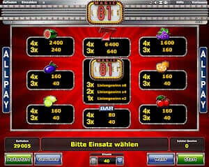Magic 81 Lines online spielen