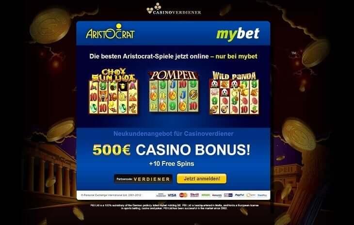 500 casino