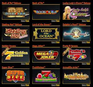 online casino for fun novo automaten