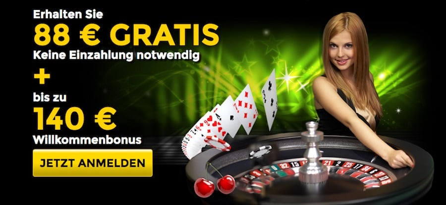 casino bonus ohne einzahlung sofort