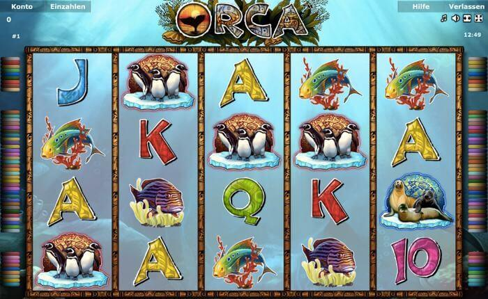 orca spiele