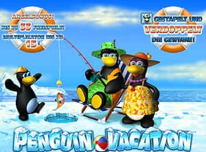 Playtech Penguin Vacation