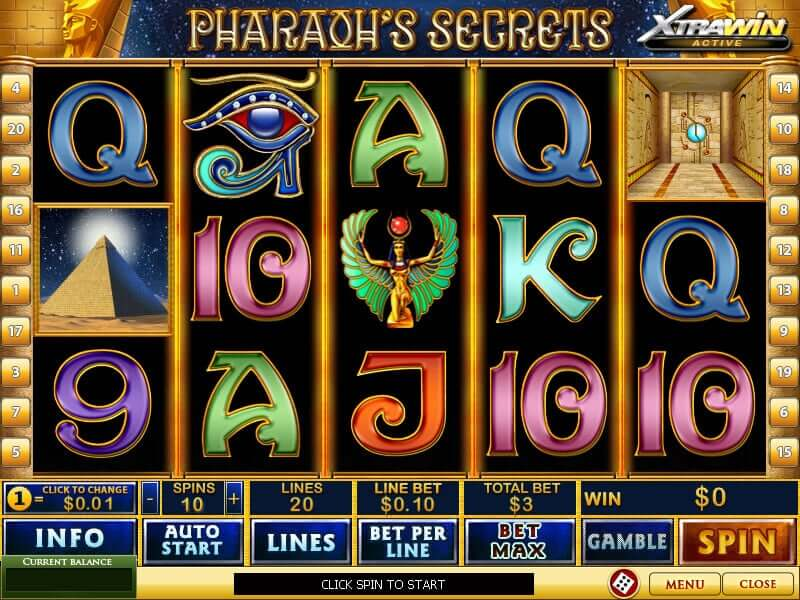 Pharaohs Secret download