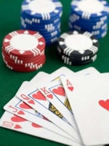 poker cash game regeln