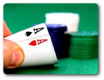 Disziplin beim Poker