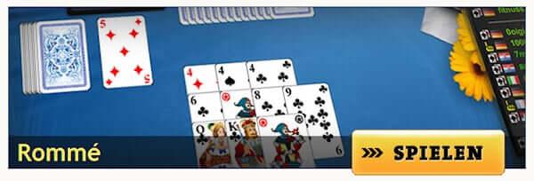 Kartenspiele Romme Kostenlos