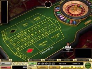 Casino-Club Online Roulette