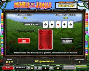 Rumble in the Jungle online spielen