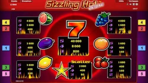online mobile casino sizzling hot download