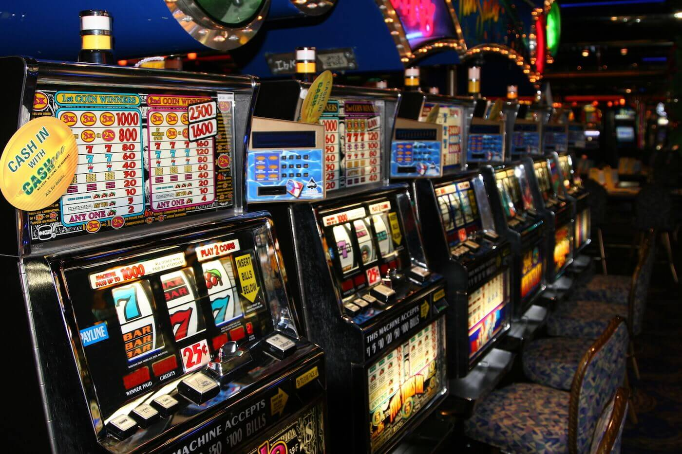 best casino slot machines to play