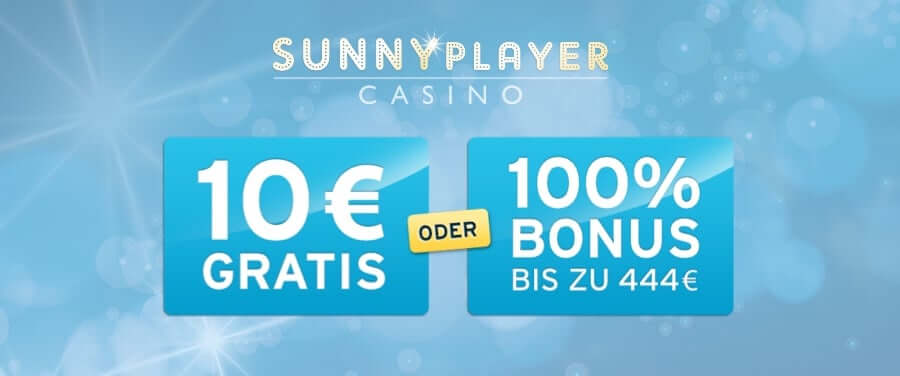 Sunnyplayer Casino Bonus