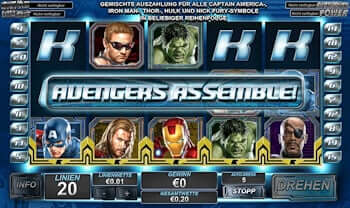 The Avengers kostenlos