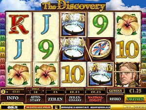 The Discovery online spielen