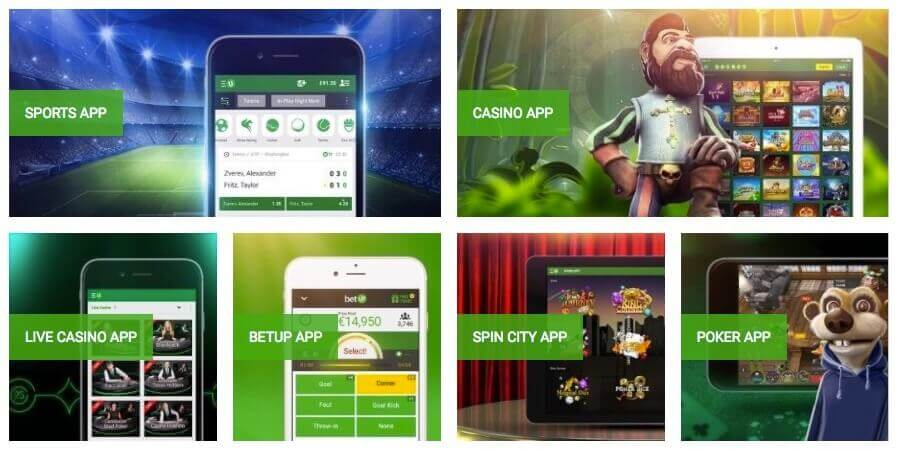 Unibet Mobile Casino App