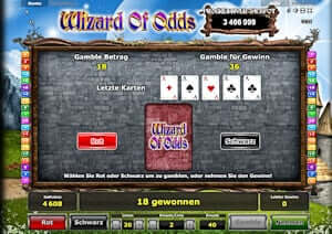 Wizard of Odds Jackpot