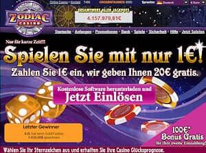 online casino willkommensbonus casino zodiac