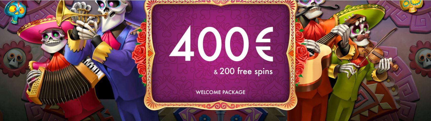 Chance Hill Casino Bonus