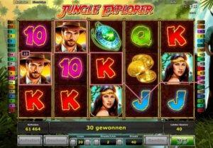 jungle-explorer-novoline