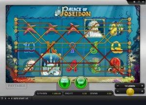 Palace of Poseidon online spielen