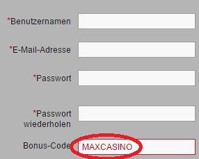 casino triomphe bonus code
