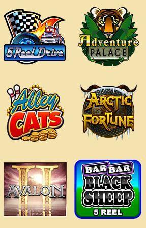 Vegas Slot Casino Slots