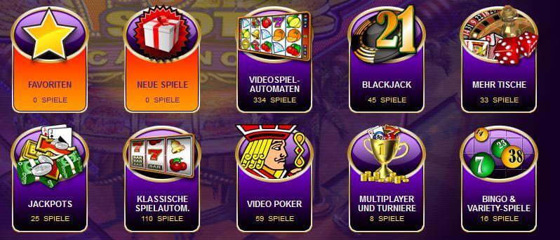 Vegas Slot Casino Spiele