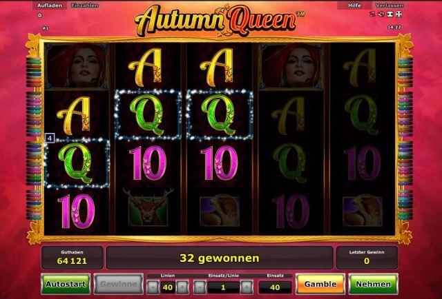 autumn queen spielen