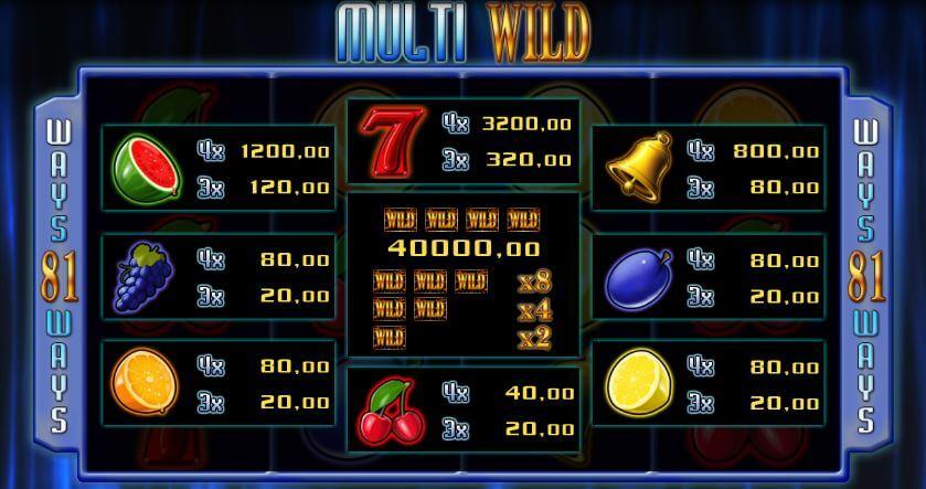 free casino games online extra wild spielen