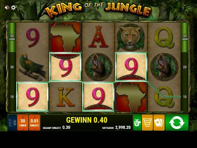 King-of-the-Jungle-kostenlos
