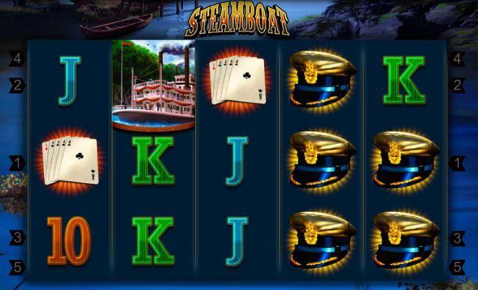 steamboat spielen
