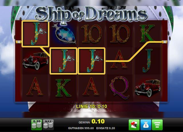 Ship of Dreams kostenlos spielen