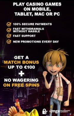 Lucky Niki Bonus