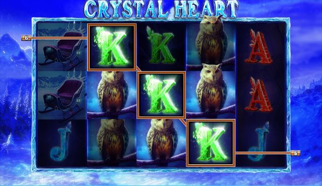 Crystal Heart Merkur