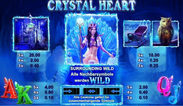 Crystal Heart online spielen