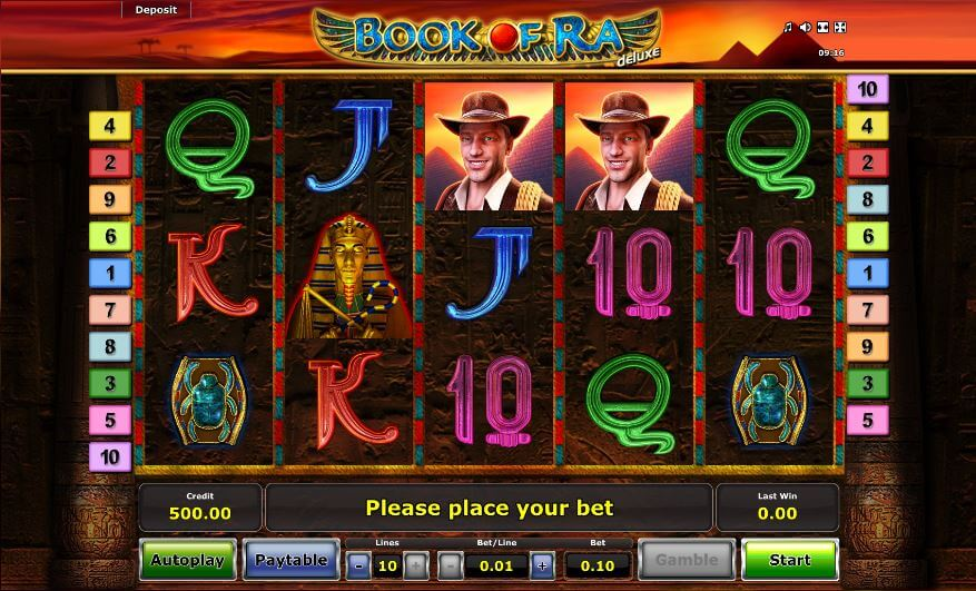 book of ra no deposit bonus 2019