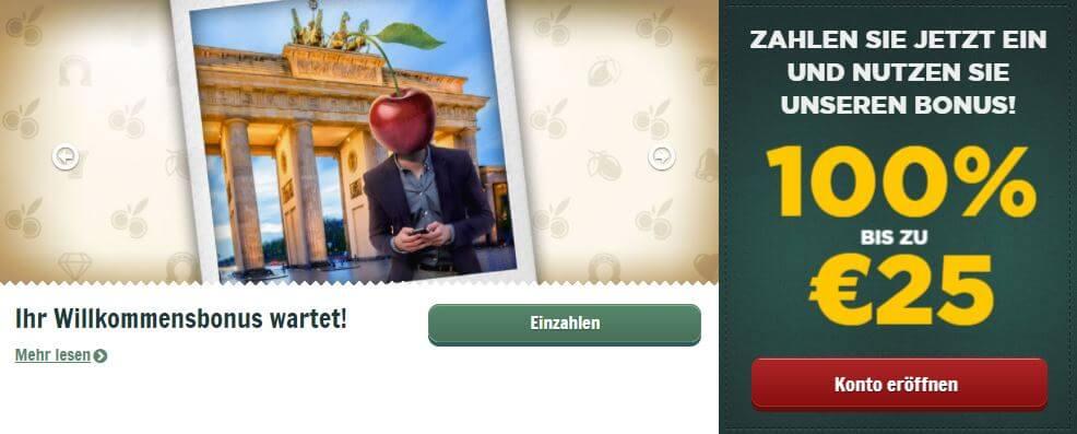 gutscheincode für cherry casino