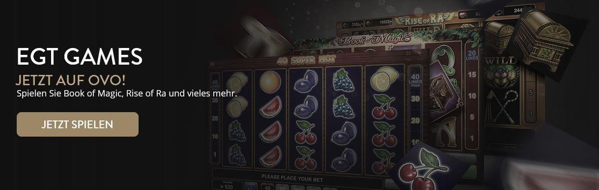 OVO Casino seriös