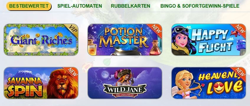 WinsPark Mobile Casino