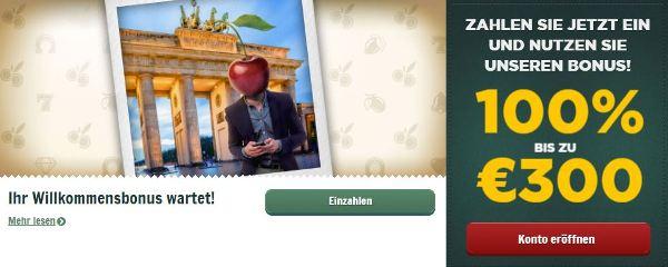Cherry Casino Gutscheincode