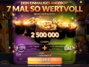 Jackpot.de Bonus