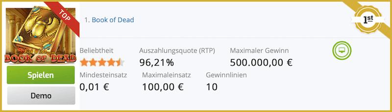 Spielautomaten Tricks – Auszahlungsquoten