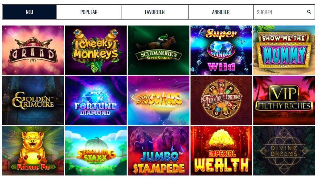 Rembrandt Casino Spiele