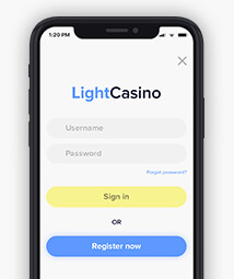 light casino app