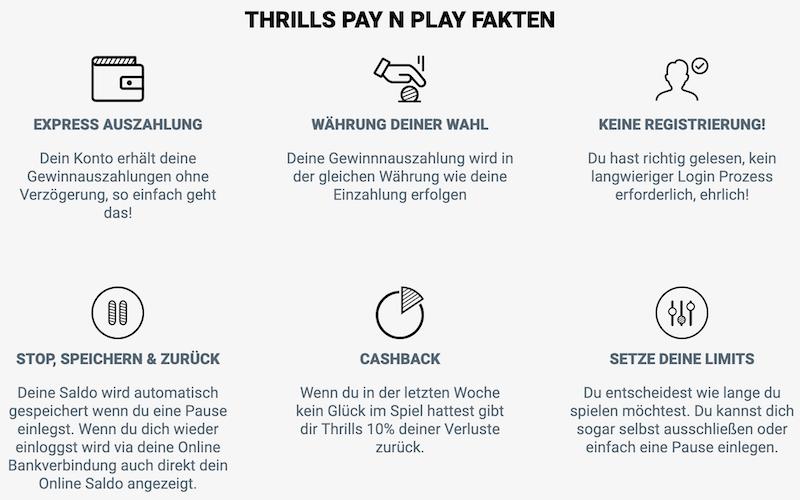 thrills casino fakten