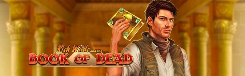 book of dead casinos