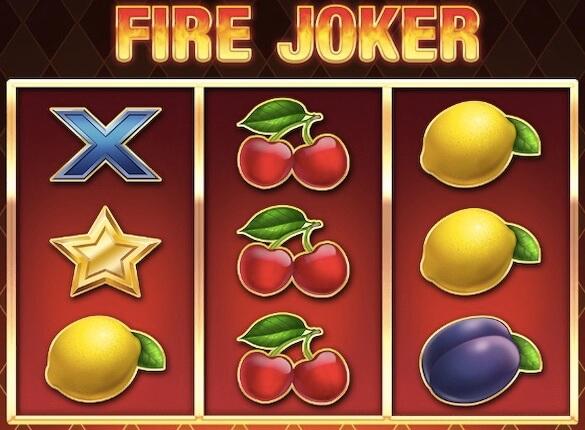 Fire Joker online spielen